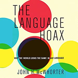 The Language Hoax Audiobook
