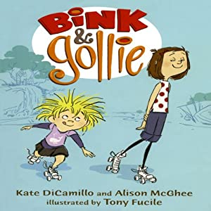 Bink & Gollie Audiobook