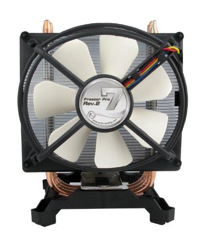 Arctic Cooling Freezer 7 Pro Rev.2 - Processor cooler - ( Socket 775, Socket 939, Socket 1156, Socket AM2, Socket AM2+, Socket 1366, Socket AM3 ) - 92 mm
