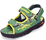 Dinosoles Kid's Wdr Raptor Leather Sandals