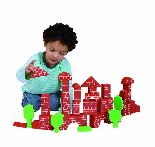 Edushape Brick-Like Edublocks Set of 36