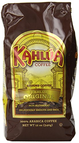 Kahlua Gourmet Ground Coffee