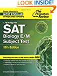 Cracking the SAT Biology E/M Subject...