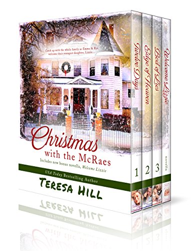 Christmas with the McRaes: Books 1-3 by Teresa Hill ebook deal
