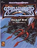 Rock of Bral (Advanced Dungeons & Dragons, 2nd Edition) (1560763450) by Baker, L. Richard