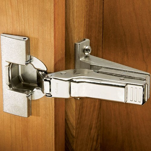 Hard To Find Cabinet Hinges : Inset hinge for doors within face frame the sawdustzone