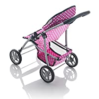 Molly Dolly My First Doll's Pushchair from Molly Dolly
