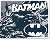 Batman Duotone Retro Vintage Tin Sign
