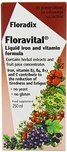 Floradix Floravital sans gluten
