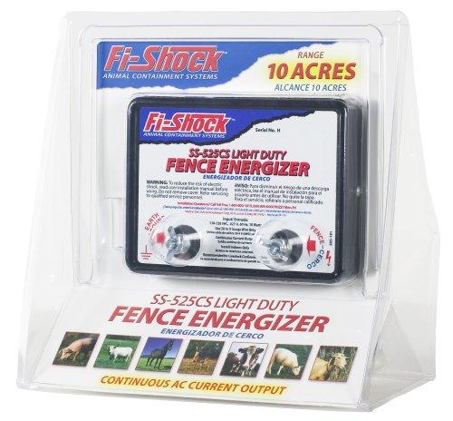 Fi Shock Ss 525cs Ac Powered Light Duty Electric Fence