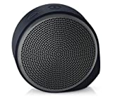 #2: Logitech X100 Wireless Bluetooth Speaker (Black and Grey)
