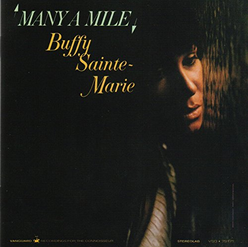 Buffy Sainte-Marie-Many A Mile-CD-FLAC-2015-NBFLAC Download