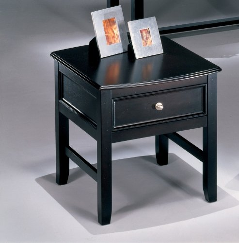 "Cheap Carlyle Rectangular End Table by ""Famous Brand"" Furniture (T381-3)"