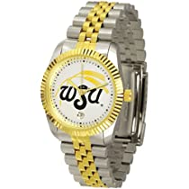 "Wichita State Shockers NCAA ""Executive"" Mens Watch"