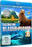 Image de Best of Faszination Blauer Planet 3d [Blu-ray] [Import allemand]