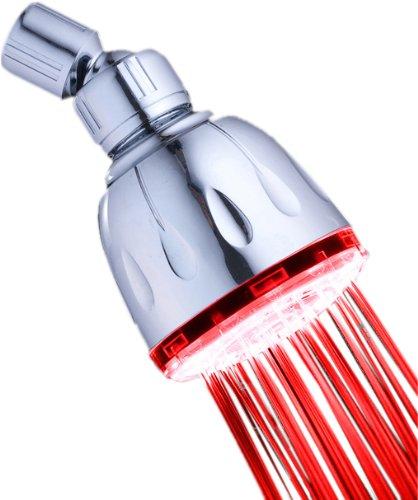 Magicshowerhead Sh1030 3 Led Color Changing Shower Head