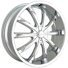 DIP Slack D66 Chrome Wheel (20×8.5″)