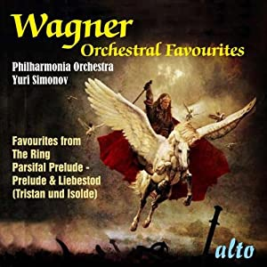 Wagner: Orchestral Favorites from the Operas from Alto