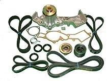 GMB Water Pump Timing Belt Master Kit For Nissan Xterra 3.3L V6 2000-2004