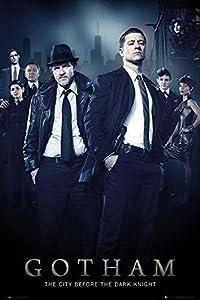 "Gotham - TV Show Poster / Print (The Cast) (Size: 24"" x 36"") at Gotham City Store"