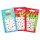 Joby Nail Art/stickers - Holiday #2 - Combo Pack