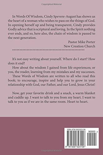 Words of Wisdom: To My Spiritual Daughters