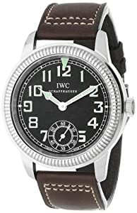 IWC Men's IW325401 Pilots Watch Vintage 1936 Black Dial Watch