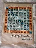 echange, troc Harold Levine - Vocabulary for the high school student