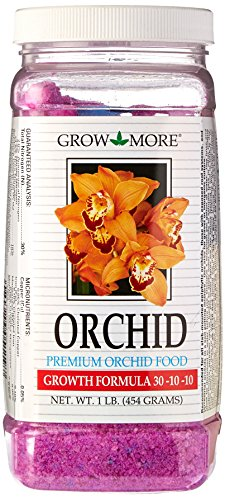Grow More 5119 1-Pound Orchid Food 30-10-10