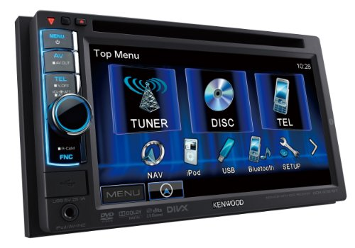 Kenwood DDX-4021BT Bluetooth Multimedia AV Station CD/DVD/USB Playback
