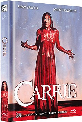 Carrie - Des Satans jüngste Tochter [Blu-ray] [Limited Collector's Edition]