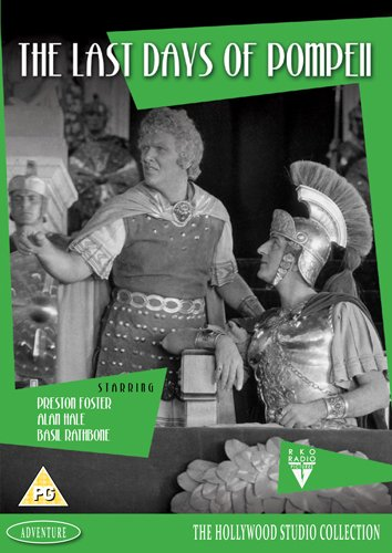 The Last Days Of Pompeii [DVD] [1935]