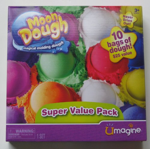 Moon Dough Super Value Pack