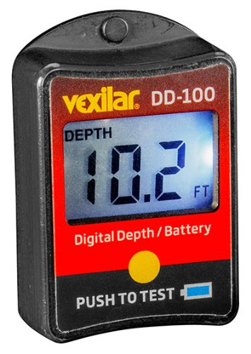 Vexilar  DD-100 Depth & Battery Guage