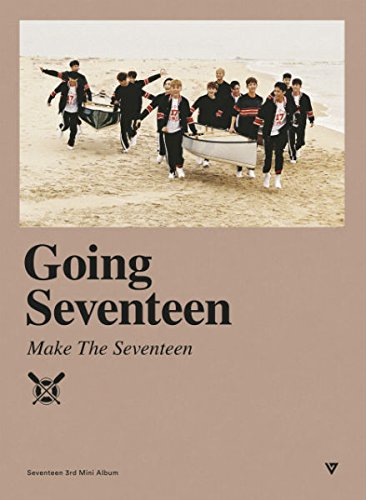 Seventeen 3rdミニアルバム - Going Seventeen (Version C - Make The Seventeen)