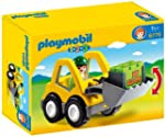 Playmobil 1.2.3 6775 123 Front Loader
