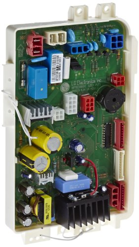 Lg Electronics 6871Dd1006M Dishwasher Main Pcb Assembly