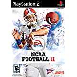 NCAA Football 11 - PlayStation 2 ~ Electronic Arts