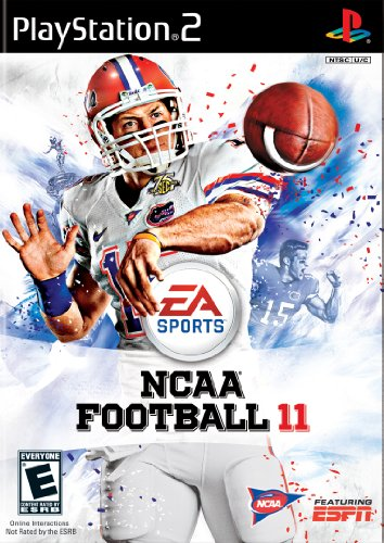NCAA Football 11 - PlayStation 2 (Ncaa Football Ps2 compare prices)