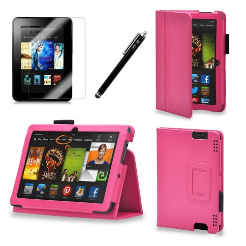 =>>  E LV Ultra Lightweight Case Cover for New Kindle Fire HDX 7 (2013 Release) 7 inch Tablet (will only fit Kindle Fire HDX 7.0
