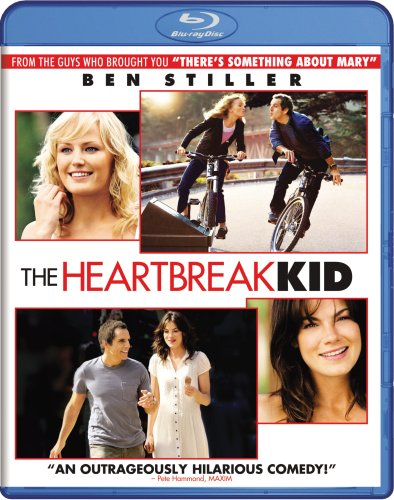 Cover art for  The Heartbreak Kid [Blu-ray]