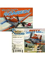 Disney Planes Invitation & Thank You (8 Pack) by Hallmark