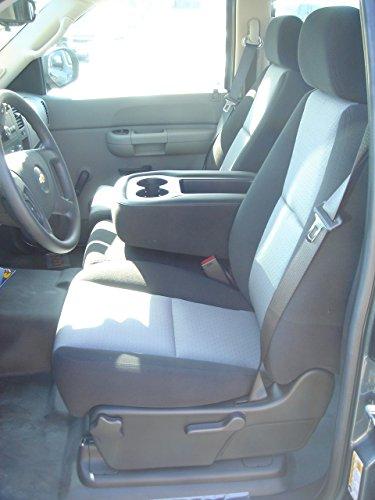 durafit seat covers ch37 l1 l7 chevy silverado gmc sierra lt double cab front 40 20 40 rear. Black Bedroom Furniture Sets. Home Design Ideas