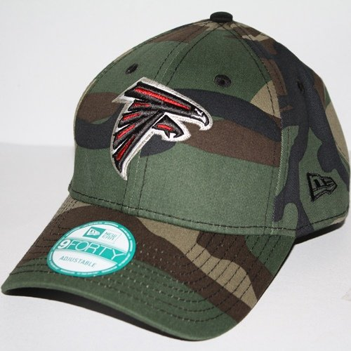 NFL Atlanta Falcons Basicamo 9Forty Adjustable Cap at Amazon.com