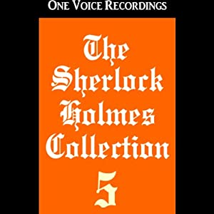 The Sherlock Holmes Collection V Audiobook