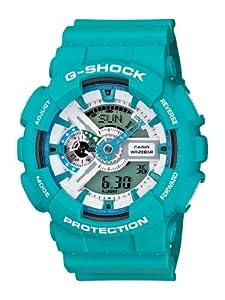 Casio Men's GA110SN-3A G-Shock Magnetic Resistance Multi-Function Digital Sport Watch