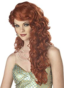 California Costumes Women's Mermaid Wig by California Costumes
