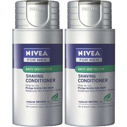 philips-norelco-hs800-nivea-for-men-shaving-conditioner-refill-pack-of-2-by-philips