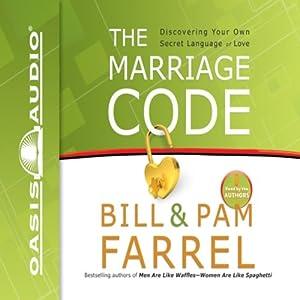 The Marriage Code Audiobook