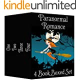 Paranormal Romance 4 Book Boxed Set